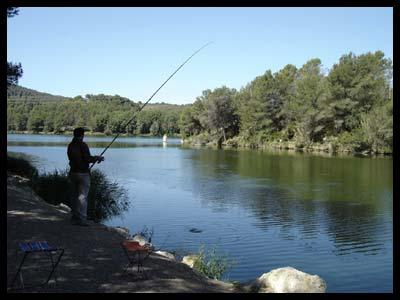 Pantano de Foix